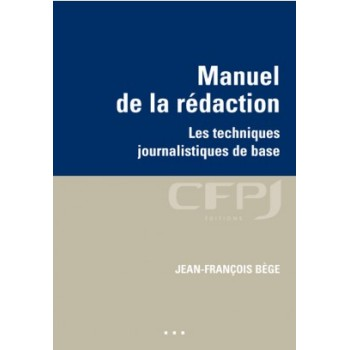 Manuel de la rédaction