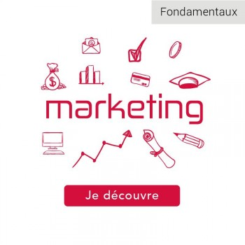 Parcours Digital : Le MARKETING, ça s'apprend !