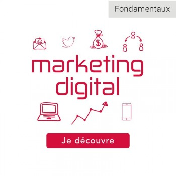 Parcours Digital : Le MARKETING DIGITAL, ça s'apprend !